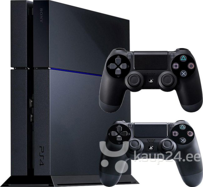 Sony PlayStation 4 (PS4) 500 GB 2 pulti