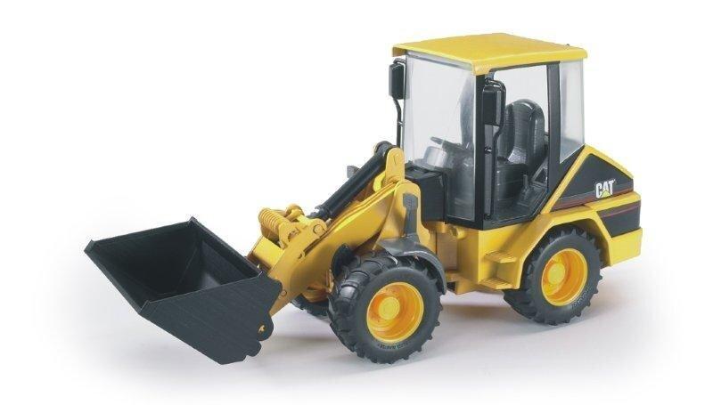 Трактор BRUDER желтый 10` цена