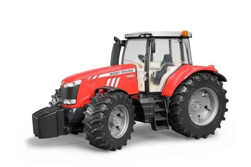 Traktor BRUDER Massey ferguson 7600, 03046 цена и информация | Poiste mänguasjad | kaup24.ee