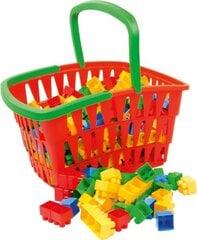 Klotsid koos korviga Mochtoys 5914 hind ja info | Kokkupandavad mänguasjad | kaup24.ee