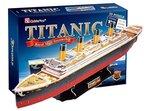 3D Pusle CubicFun Titanic, 113 osa hind ja info   Pusled   kaup24.ee