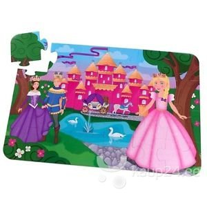 Пазл Kidkraft Princess Castle 63435, 24 детали