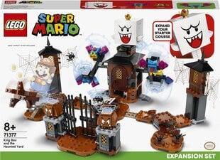 71377 LEGO® Super Mario Kuningas Boo ja siseõue lisa. hind ja info | Kokkupandavad mänguasjad | kaup24.ee