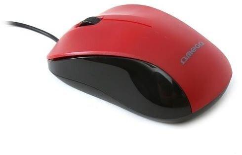 Juhtmega hiir Omega OM0412C цена и информация   Hiired   kaup24.ee
