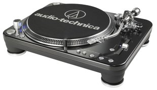 Plaadimängija Audio Technica AT-LP1240-USB