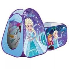 Laste telk tunneliga John Pop Up Jääkuninganna (Frozen) hind ja info | Laste mängumajad | kaup24.ee