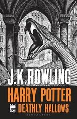 Harry Potter And The Deathly Hallows hind ja info | Harry Potter And The Deathly Hallows | kaup24.ee