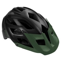 Kiiver Spokey Singletrail, must/roheline hind ja info | Kiiver Spokey Singletrail, must/roheline | kaup24.ee