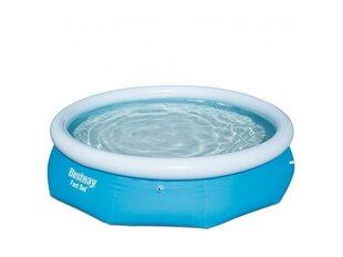 Бескаркасный бассейн Bestway Fast Set, 274x76 см, синий цена и информация | Досуг | kaup24.ee