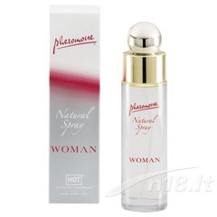 Feromoonidega sprei HOT Woman natural spray 45 ml