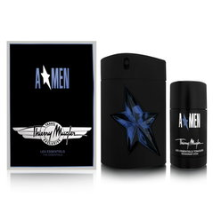 Komplekt Thierry Mugler A*Men: EDT meestele 100 ml + pulkdeodorant 75 ml