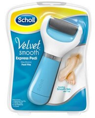 Скраб для ног Scholl Velvet Smooth