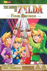Koomiksid Manga Zelda Vol 7 hind ja info | Koomiksid | kaup24.ee