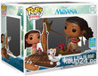 Funko POP! Disney Moana and Pua boxlunch exclusive