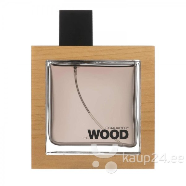 Tualettvesi Dsquared² He Wood EDT meestele 100 ml цена и информация | Meeste lõhnad | kaup24.ee