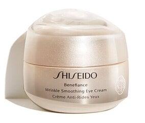 Päevane noorendav silmakontuurikreem Shiseido Benefiance SPF25, 15 ml hind ja info | Päevane noorendav silmakontuurikreem Shiseido Benefiance SPF25, 15 ml | kaup24.ee