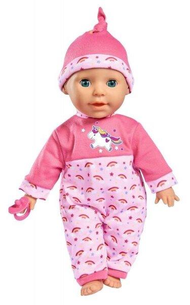 Rääkiv beebinukk Simba Laura, 38 cm hind ja info | Tüdrukute mänguasjad | kaup24.ee