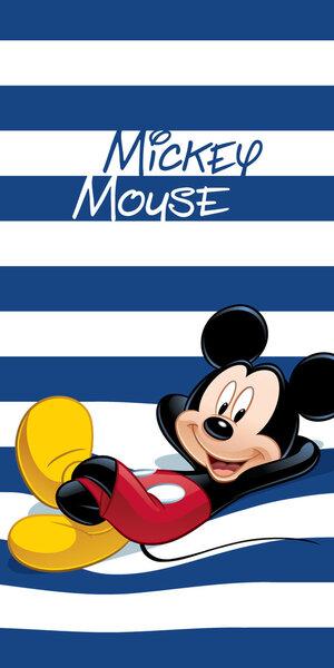Laste rätik Disney Mickey Mouse цена и информация | Rätikud | kaup24.ee