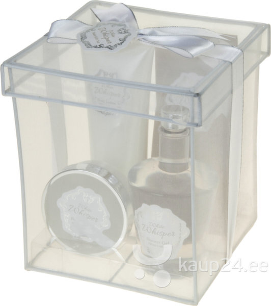Vannitoa komplekt White Whisper hind ja info | Dušigeelid, seebid | kaup24.ee
