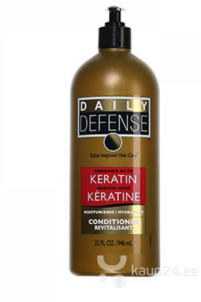 Palsam keratiiniga Daily Defense Keratin 946 ml цена и информация | Juuksepalsamid | kaup24.ee