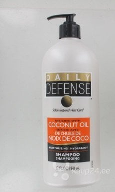 Šampoon kookosõliga Daily Defense Coconut Oil 946 ml