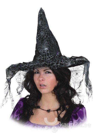 Шляпа ведьмы цена и информация | Karnevali  kostüümid | kaup24.ee