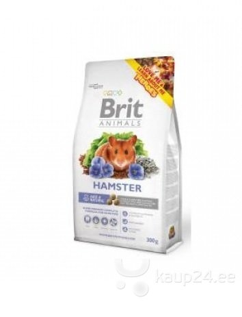 Brit Animals Hamster 100 g
