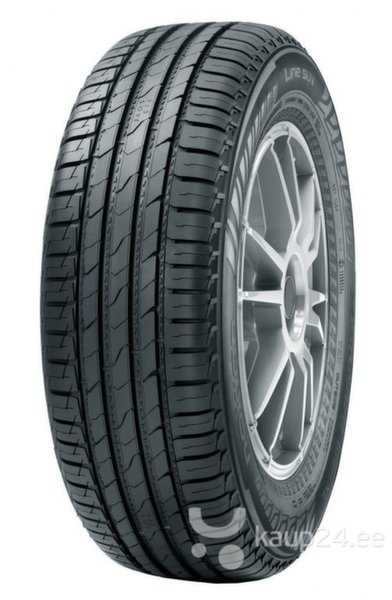 Nokian Line SUV 215/60R17 100 H XL цена и информация | Rehvid | kaup24.ee