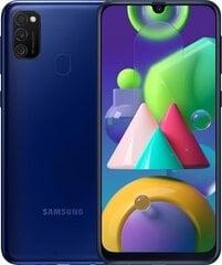Telefon Samsung Galaxy M21, 64GB, Dual SIM, blue hind ja info | Telefon Samsung Galaxy M21, 64GB, Dual SIM, blue | kaup24.ee