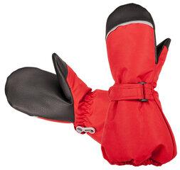 Laste talvekindad HOFLER, punane hind ja info | Laste talvekindad HOFLER, punane | kaup24.ee