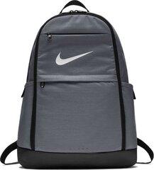 Seljakott Nike Brasilia 064, hall hind ja info | Spordikotid | kaup24.ee