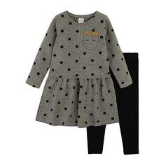 Cool Club komplekt tüdrukutele, CCG2112649-00 hind ja info | Tüdrukute kleidid | kaup24.ee