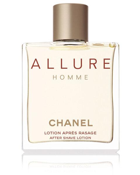 Habemeajamisjärgne losjoon Chanel Allure Homme meestele 100 ml