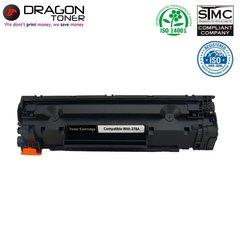 Dragon HP 85A CE285A  / Canon CRG-725 Тонерная кассета 1.6K страниц HQ Премиум Аналог