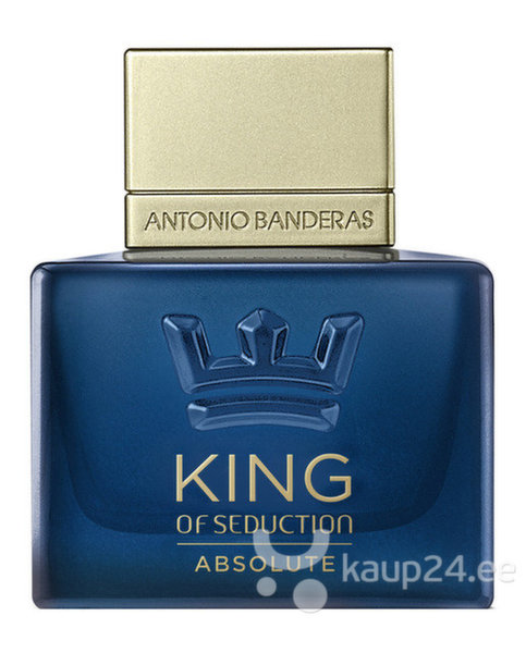 Tualettvesi Antonio Banderas King Of Seduction Absolute EDT meestele 50 ml