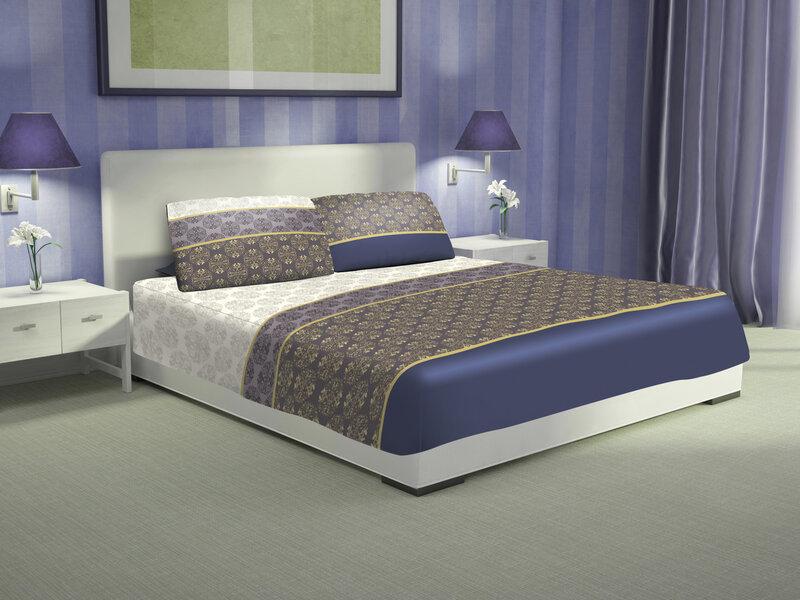 Kомплект постельного белья 3 части 160x200