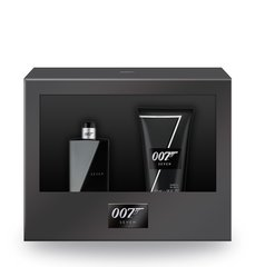 Komplekt James Bond 007: EDT meestele 30 ml + dušigeel 50 ml