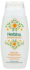 Средство для удаления макияжа и грязи Herbina 200 мл