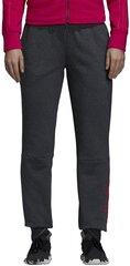 Püksid Adidas Ess Lin Fl Pants Grey hind ja info | Naiste spordiriided | kaup24.ee
