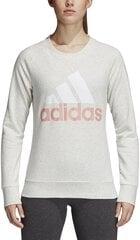 Dressipluus Adidas Ess Lin White hind ja info | Naiste pusad | kaup24.ee