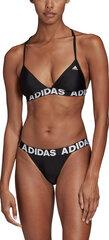Ujumistrikoo Adidas Neckholder Biki Black hind ja info | Naiste ujumisriided | kaup24.ee