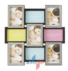 Pildiraam kollaaž 9 fotot цена и информация | Pildiraamid | kaup24.ee