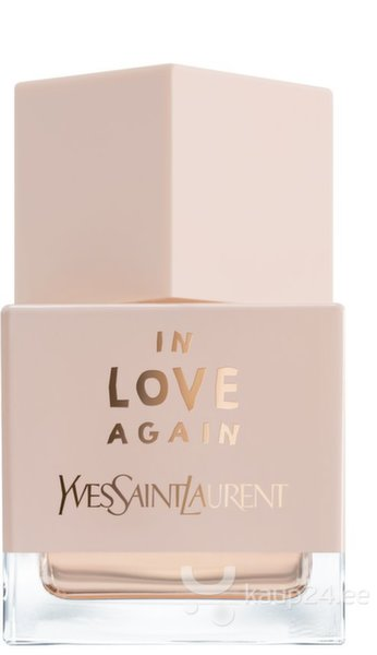 Tualettvesi Yves Saint Laurent In Love Again La Collection EDT naistele 80 ml hind ja info | Naiste lõhnad | kaup24.ee