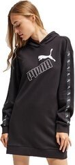 Puma Kleidid Amplified Hooded Dress TR Black hind ja info | Kleidid | kaup24.ee