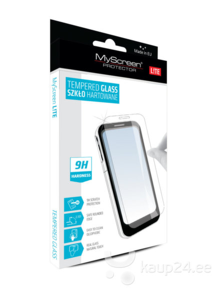 Ekraani kaitsekile MyScreen tempered glass sobib iPhone 6