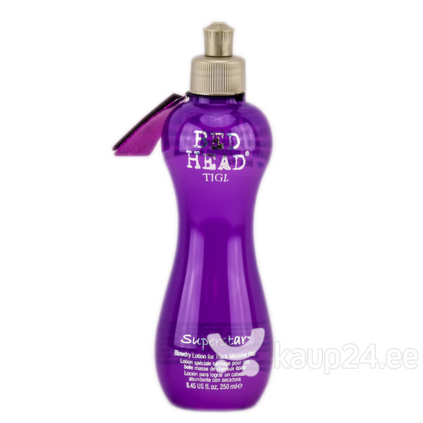 Juuksekreem Tigi Bed Head Superstar, 250 ml цена и информация | Viimistlusvahendid juustele | kaup24.ee