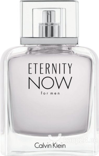 Tualettvesi Calvin Klein Eternity Now For Men EDT meestele 50 ml цена и информация | Meeste lõhnad | kaup24.ee