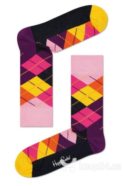 Naiste sokid Happy Socks, /lilla/kollane/oranž/roosa цена и информация | Naiste sukkpüksid, sokid ja retuusid | kaup24.ee