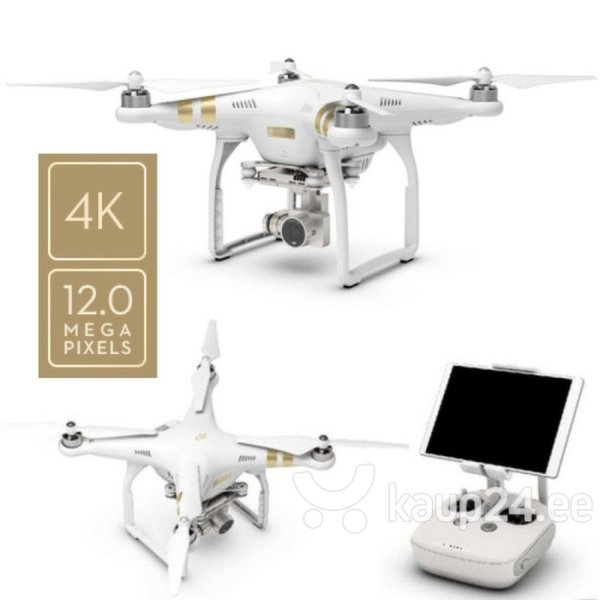 Droon Phantom 3 Professional koos puldiga