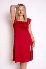 Öösärk 5813/AGATE punane värv hind ja info | Öösärgid, pidžaamad | kaup24.ee
